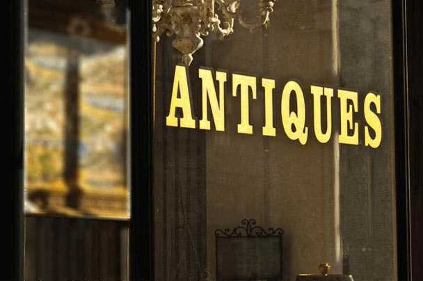 A collection of fragile and expensive antiques needing to be shipped.